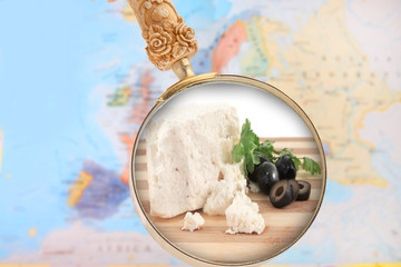 Feta Cheese from Greece