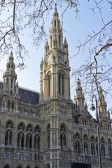Wien: Rathaus