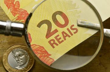 Real brasileiro Brazilian real brasiliano Reais Brazil money