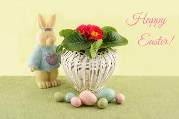 Easter basket display