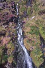 Croesor Waterfall