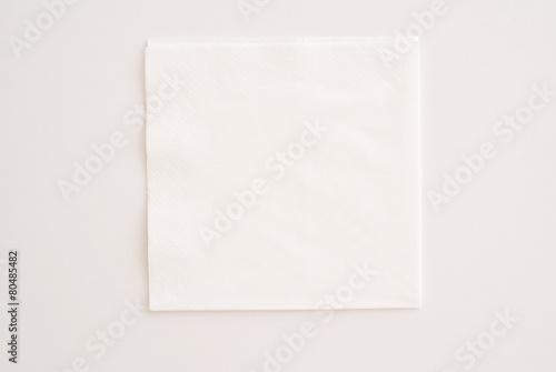 Poster Buffet, Bar paper napkins