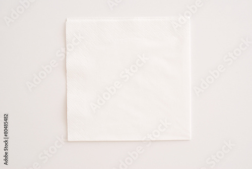 Foto op Aluminium Buffet, Bar paper napkins