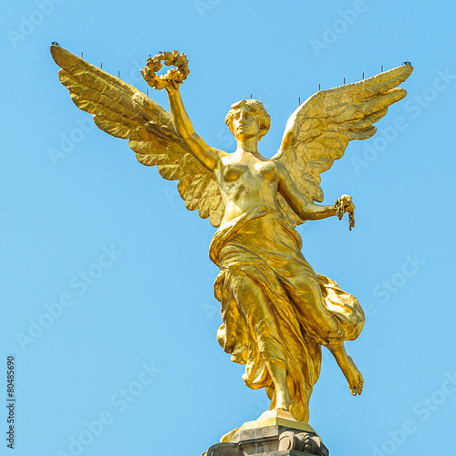 El Angel - Mexico Independence Monument - 80485690