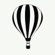 vector air balloon - 80491048
