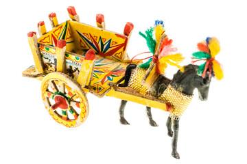 Sicilian cart model