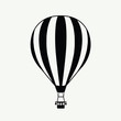 vector air balloon - 80491492