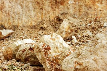 Steine Natur Fels Wandstein Landschaft