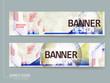 modern banner design