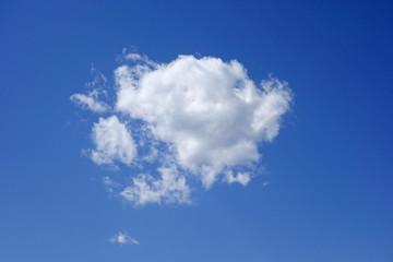 2015年3月の雲