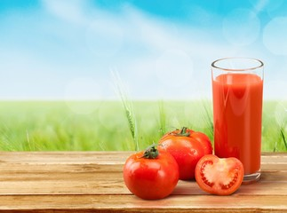 Tomato Juice. Tomato juice
