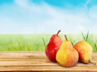 Pear. Pears