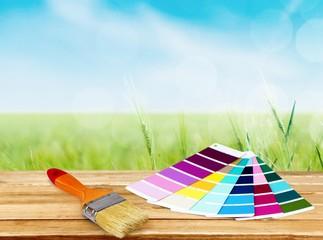 Paint. Decisions