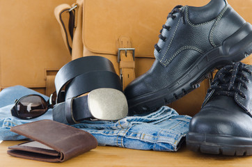 casual accessories for men