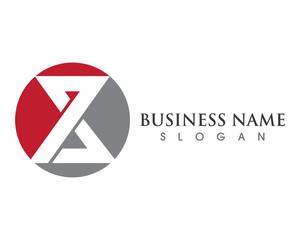 X logo Z