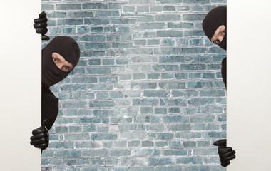 Burglar, Ninja