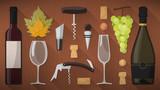Wine tasting toolkit - 80506223