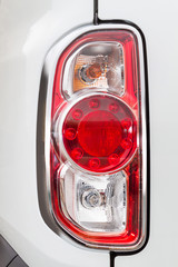 車のテールライト  Tail light tail lamp of the car