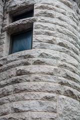 Round Stone Tower
