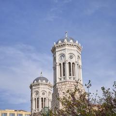 Athens, Greece, Panaghia Chrysospiliotisa church