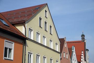Historische Bauwerke in Geisenfeld