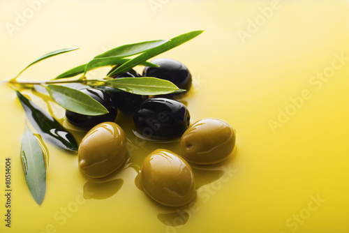 Olive oil - 80514004
