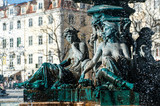 Lisbona, fontana 3