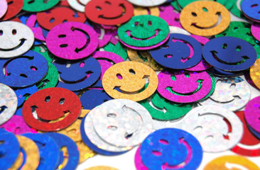 smileys color