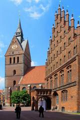 HanoverMarktkircheAltesRathaus