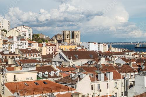 Aluminium Lisbona, veduta da Barrio Alto