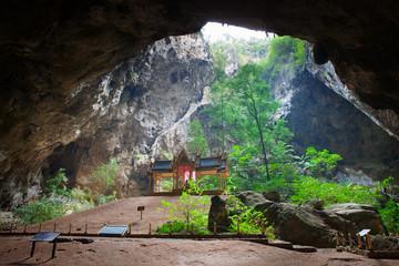 visitor destination landmark king rama 5 pavilion in wild limest