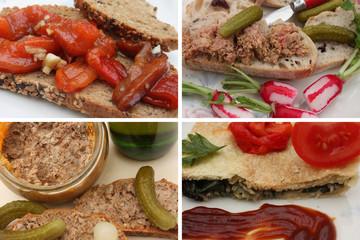 Tartines - Casse croûte - Fast food