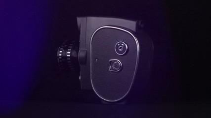 Retro camera Light Leaks