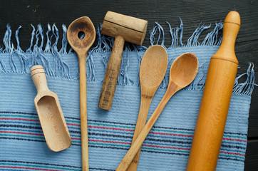 Kitchen wooden utensil