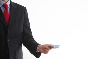 クレジットカードを利用した支払いのイメージ