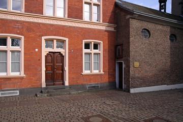 obertorkapelle und ehemaliges kloster
