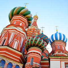 Domes of Moscow