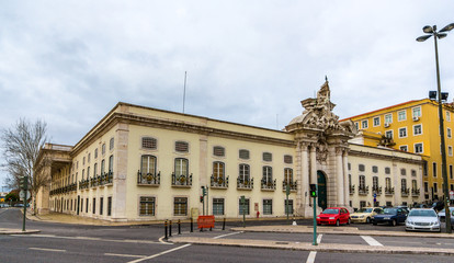Military Museum in Lisbon - Portugal