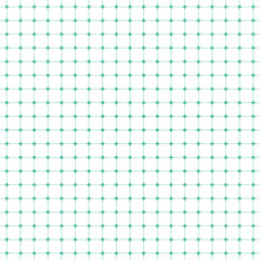 A seamless repeatable square tile vector pattern