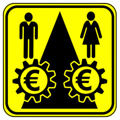 Equal Work Equal Pay especialy for women