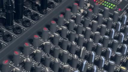 mixer pan