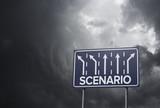 Sign o the Times Scenario poster