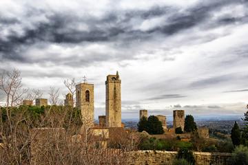 San Gimignano ,Toscana