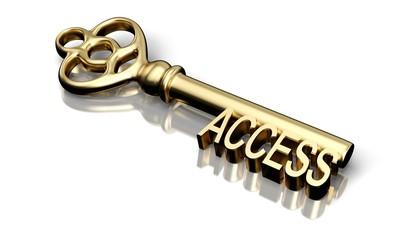 Accessibility. 3D. Access Key