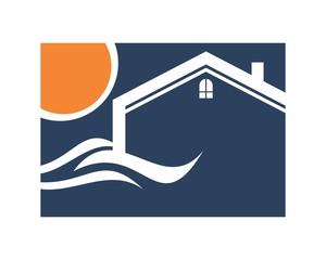 Beach side Home Logo Vol. 1