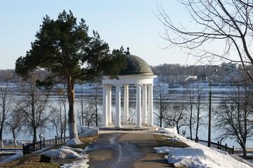 Beautiful pavilion