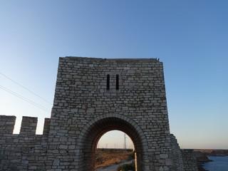 Cape Kaliakra Castle