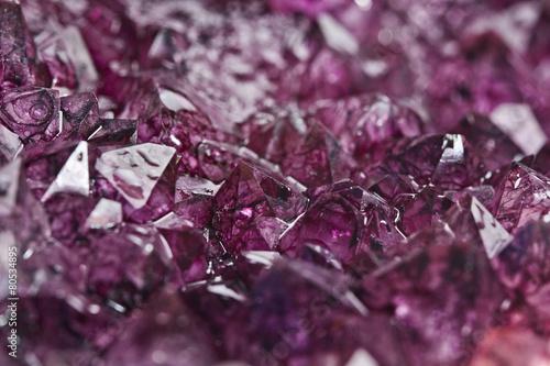 amethyst quartz - 80534895