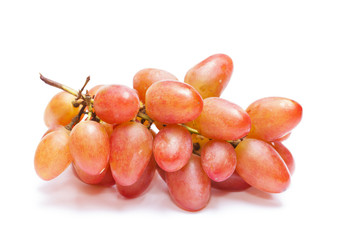 fresh ripe red grape