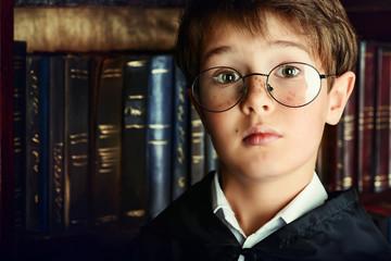 schoolchild magician